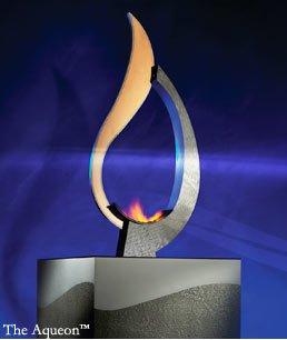The Aqueon Fireplace
