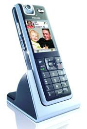 philips vp5500 skype videophone