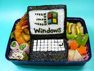 sushi windows