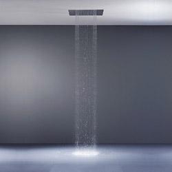 swanky rain shower ohgizmo. Black Bedroom Furniture Sets. Home Design Ideas