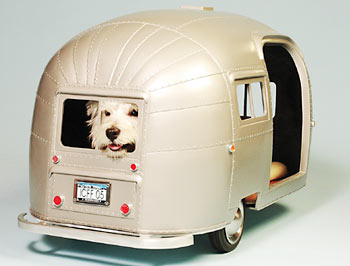 Simple Dog Camper Trailers  Pup Rover And Topdog