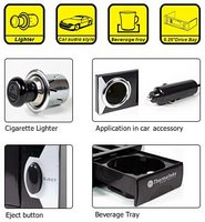 thermaltake Xray cigarette lighter