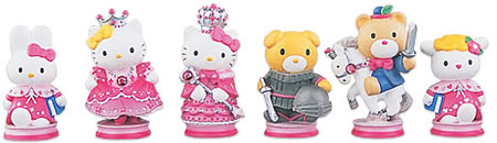 hello kitty chess set