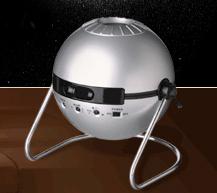 Teapot sized Homestar planetorium