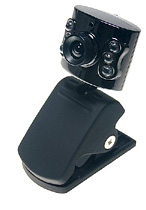 InfraRed USB Web Cam (Image courtesy USBGeek.com)
