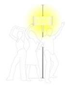 Upanddownlamp