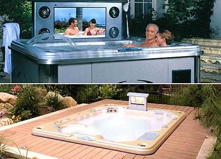 calspa luxury bathtub