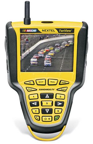 NASCAR Camera