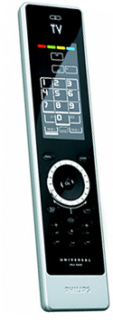 Philips SRU9600 Remote (Image courtesy Philips)