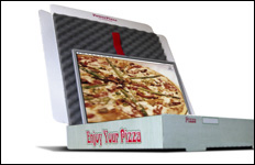 Pizza Laptop Box