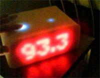Quattro clock