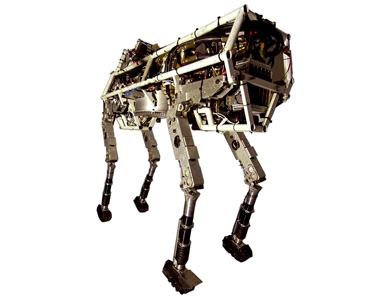 big dog robotic mule