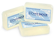Shower Shock, Caffeinated soap