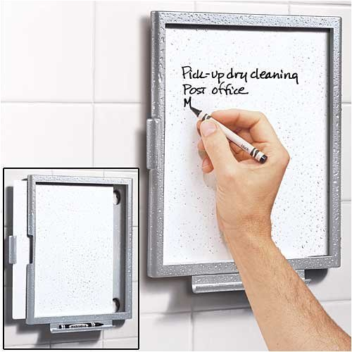 Shower Tablet