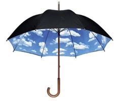Sky Umbrella by Tibor Kalman (Image courtesy MOMA Online Store)