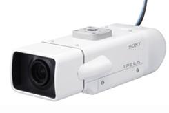 Sony SNC-CS50P (Image courtesy Sony)