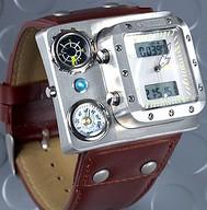 sport utility watch