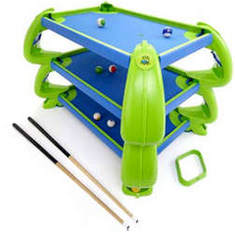 Zocker Toys 3D Pool Game Table (Image courtesy Growing Tree Toys website)