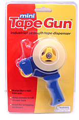 Mini Tape Gun (Image courtesy SeeFred.com)