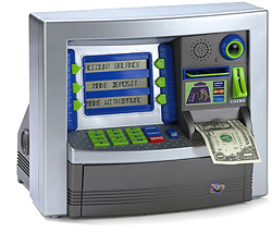 ATM Bank (Image courtesy Discovery Channel Store)