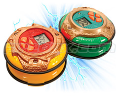 Kodai Djinns Battle Yo-yo (Image courtesy Firebox.com)
