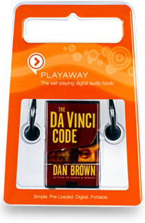 playaway all in one audiobook