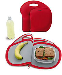 Built NY Neoprene Lunch Bag (Image courtesy Magellan's)