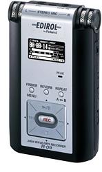 Roland Edirol R-09 Portable Recorder (Image courtesy Roland)