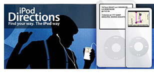 iPod Directions (Image courtesy iPod-Directions.com)