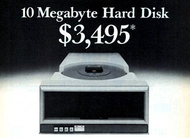 1980 hard drive