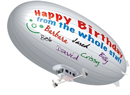 Radio Control Party Blimp (Image courtesy Things You Never Knew Existed)