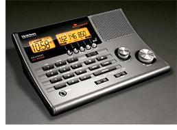 Police Scanner Alarm Clock (Image courtesy Hammacher Schlemmer)