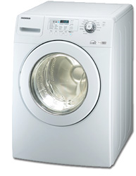 Samsung SilverCare Washer (Image courtesy of Samsung)