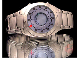 SolSuno Sun Monitor LED Watch (Image courtesy LEDWatchStop.com)