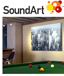 SoundArt (Image courtesy SoundArt UK Ltd.)