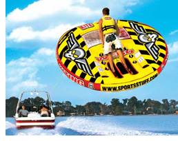 Wego Kite Tube (Image courtesy SportStuff.com)