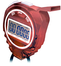 Whistle Stopwatch (Image courtesy Inventables Concept Studio)