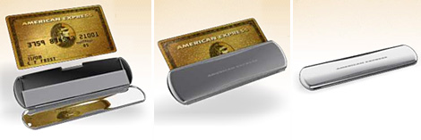 American Express Butterfly Card (Images courtesy American Express)