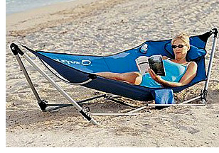 Backpack Hammock (Image courtesy Amazon)