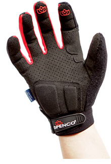 Spenco MTB Heat Wave Glove (Image courtesy Spenco)