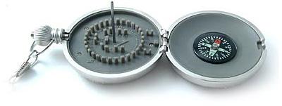 Stonehenge Pocket Watch (Image courtesy ThinkGeek)