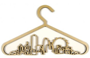 city scape hanger