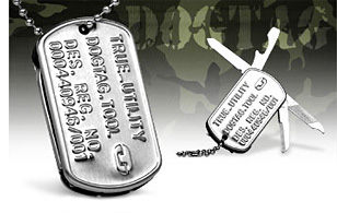 Dog Tag Multi-Tool (Image courtesy I Want One Of Those)