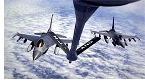 F16s Refueling (Image courtesy Google Images)