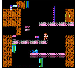 Kid Icarus (Screenshot courtesy Andre's NES Emulator)