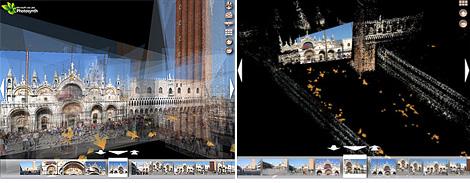 Microsoft Live Labs - Photosynth (Image courtesy Microsoft)