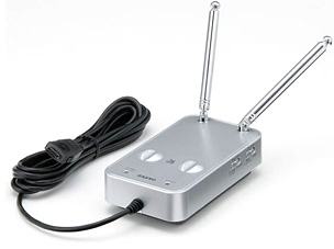Sanyo 1Seg TV Tuner (Image courtesy Akihabara News)