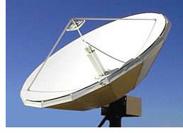 Satellite Dish (Image courtesy Lamit Company)