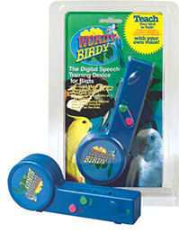 Wordy Birdy Speech Trainer (Image courtesy Coolest-Gadgets)
