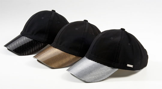 ginity carbon fiber hats
